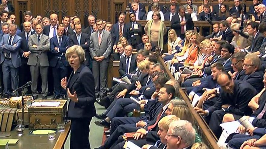 El Partido Conservador de Theresa May amplía la ventaja sobre los laboristas