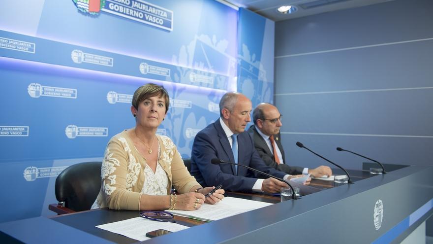 Tapia dice que Gobierno vasco comparte la posición de los técnicos de Shesa sobre el 'fracking'