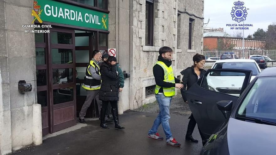 Detenidas dos mujeres por robar joyas y dinero en viviendas de Santander y Bilbao