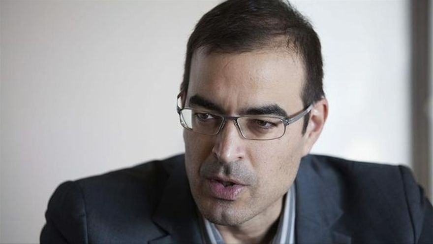 El director general de Asuntos Económicos con África del Gobierno regional, Pablo Martín-Carbajal,