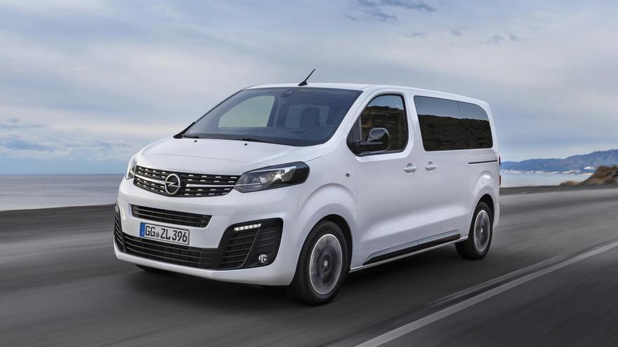 Nuevo Opel Zafira Life.