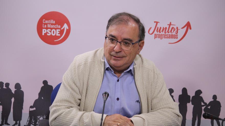 El diputado socialista Fernando Mora