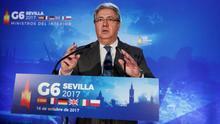 """El G-6 busca reforzar la """"ayuda"""" para que Níger o Libia frenen la llegada de migrantes a Europa"""