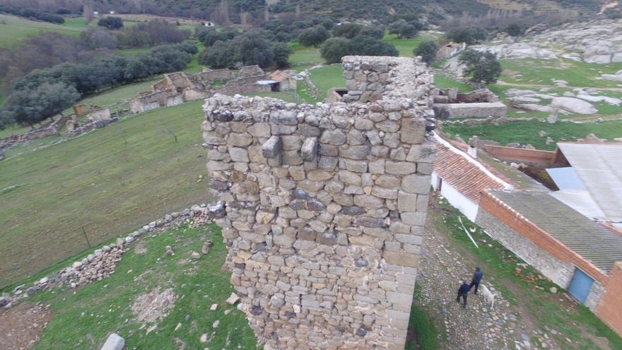 Torre y despoblado de Malamoneda / AMA Arquitectos