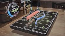Microsoft imagina el futuro de la Super Bowl con Hololens
