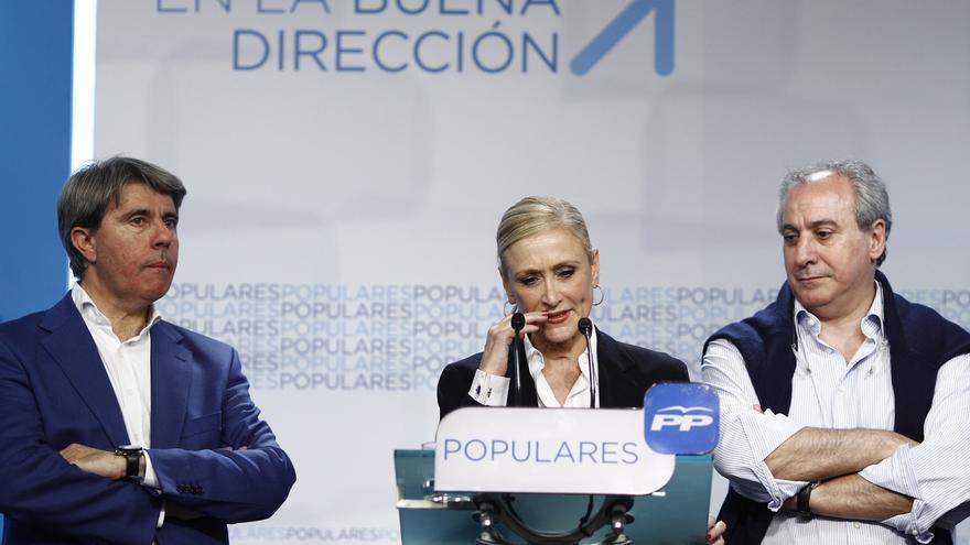 """Cifuentes se reúne el lunes con C's y Podemos y el martes, con Gabilondo, que cree que """"va a intentar gobernar como sea"""""""