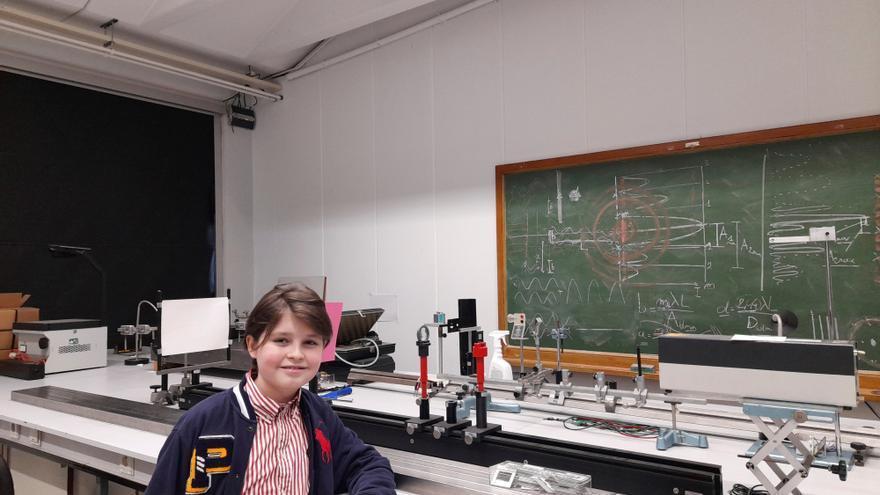 """Laurent Simons, el niño de 11 años que busca la """"inmortalidad"""""""
