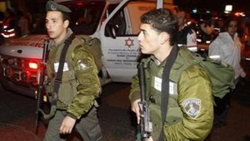 Un palestino asalta la embajada turca en Israel