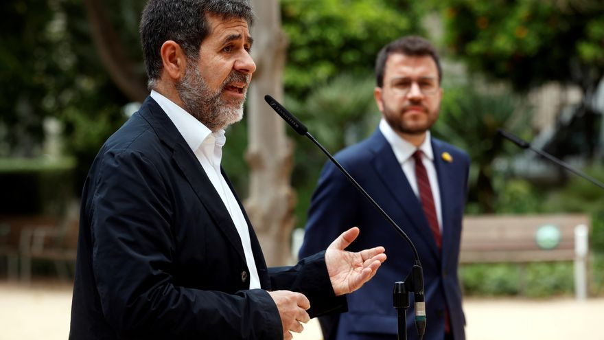 Jordi Sanchez: JxCat no negociará sin hablar de amnistía y autodeterminación