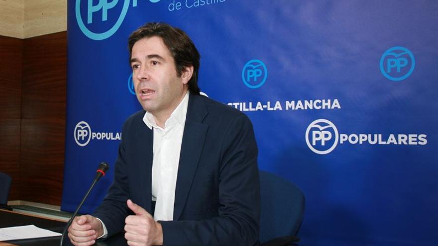 El diputado del PP Lorenzo Robisco / EUROPA PRESS