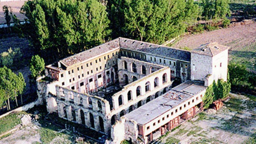 Vista aérea del Monasterio de Sopetrán. FOTO: sopetran.es