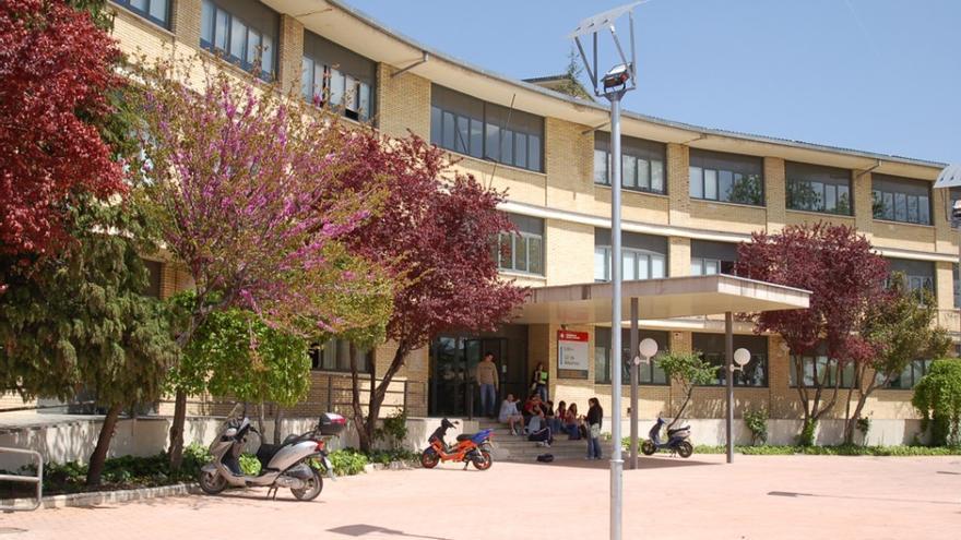 Facultad de Humanidades de Cuenca / Foto: UCLM