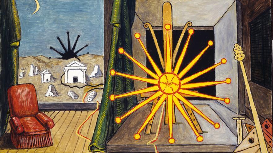 Sole sul cavalletto (1972)