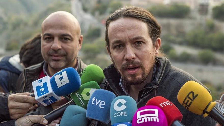 Iglesias: Gobierno tiene instrumentos para ignorar al Parlamento con la Lomce