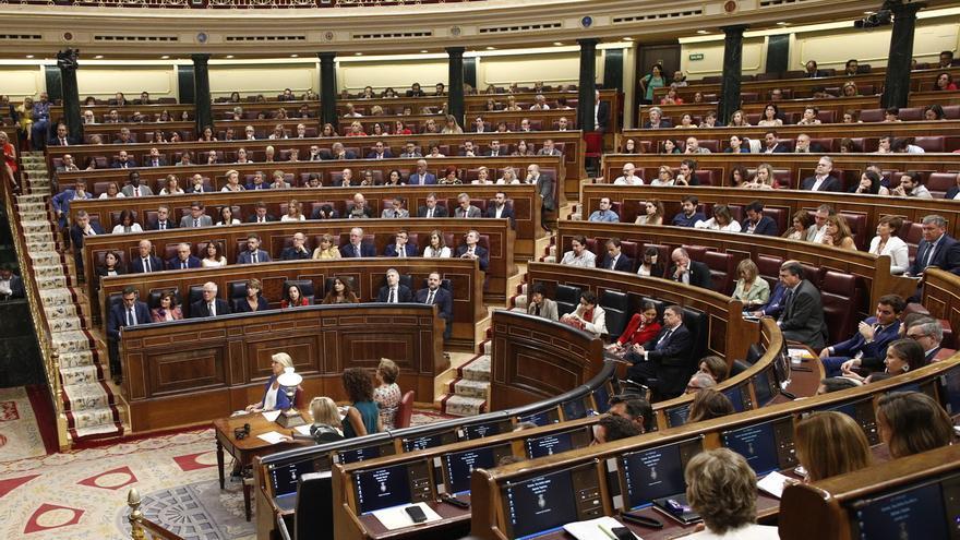 Los diputados acaban la legislatura sin haber rendido cuentas de sus actividades extraparlamentarias en estos meses