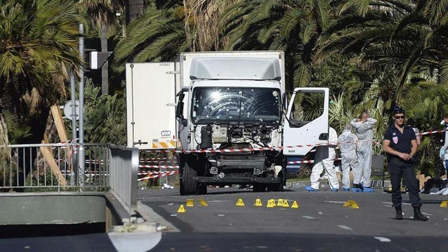 Siguen hospitalizados 74 heridos de Niza, 28 de ellos en estado crítico