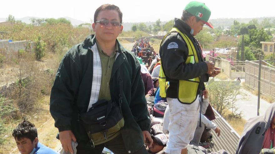 Bartolo Fuentes, en una imagen de su perfil de Facebook del pasado abril.