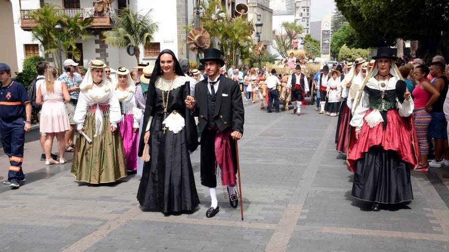 En la imagen, romería de San Isidro.