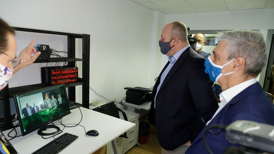 Enrique Arriaga defiende el modelo del Parque Tecnológico de Tenerife en la asamblea nacional de recintos científicos