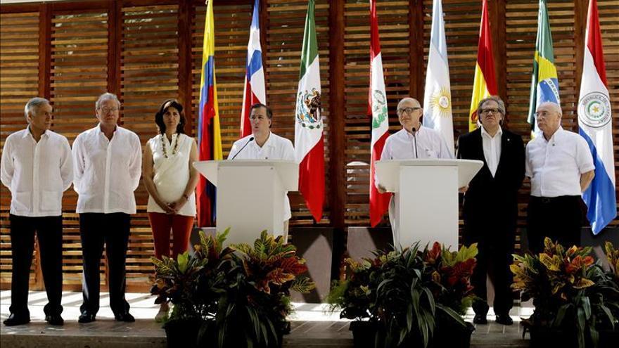 """Chile celebra el """"espíritu de integración"""" de Alianza del Pacífico y Mercosur"""