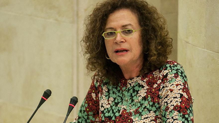 La alcaldesa de Comillas y diputada autonómica, Teresa Noceda (PRC).