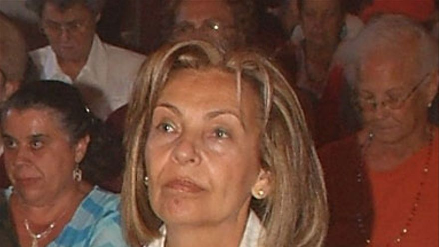 Rosalía Pérez.