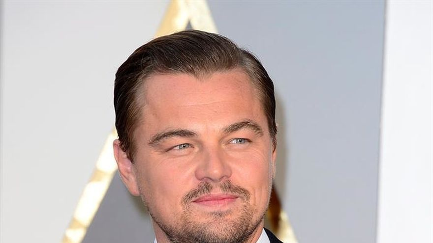 "Leonardo DiCaprio, Óscar al mejor actor por ""The Revenant"""