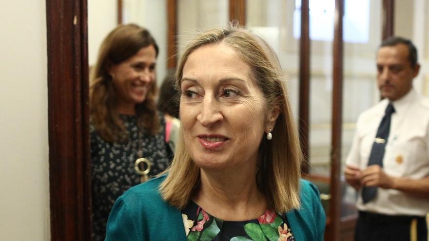 """Ana Pastor llama a los políticos a mantener una actitud """"ejemplar"""", sobre todo """"cuanto no te ven"""""""
