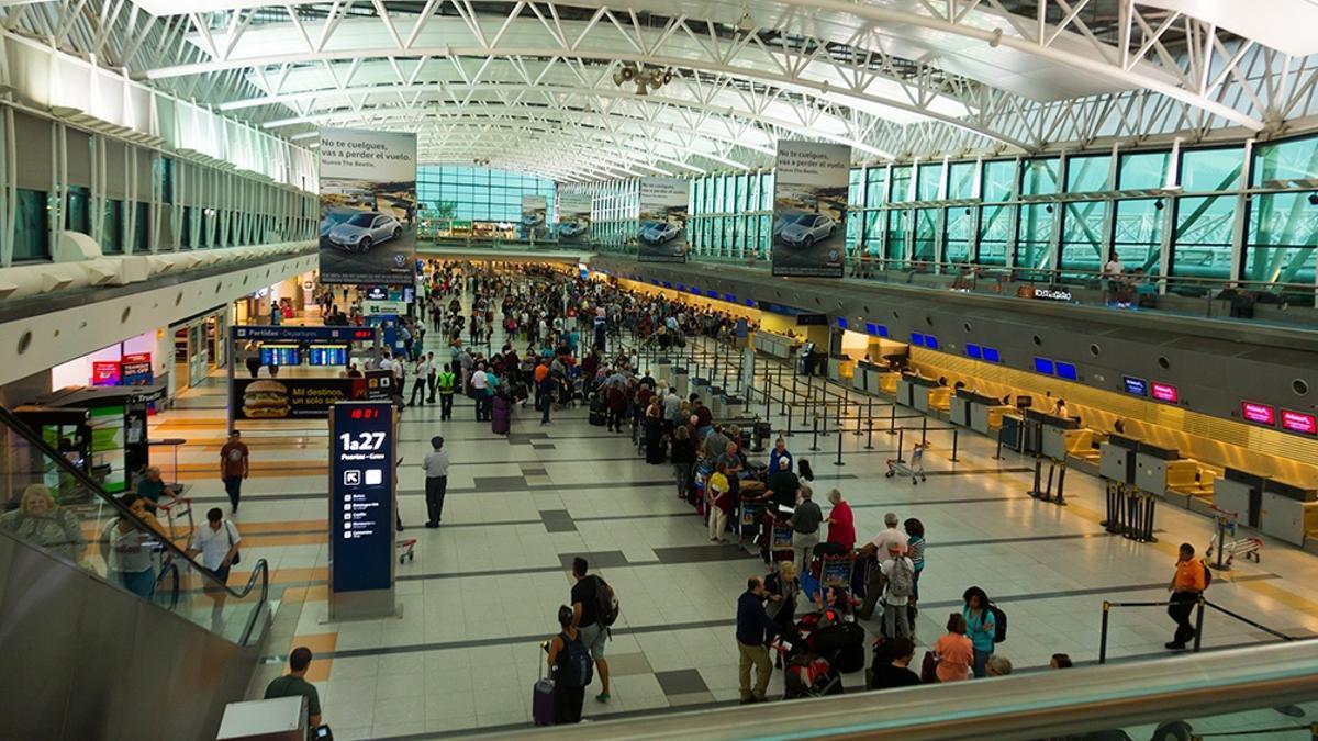 Con la nueva normativa, se permite el ingreso de 600 pasajeros por día.