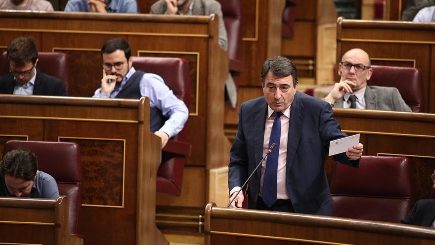 El PNV advierte de que sólo se apuntará a la nueva comisión territorial del Congreso si prioriza Cataluña y Euskadi