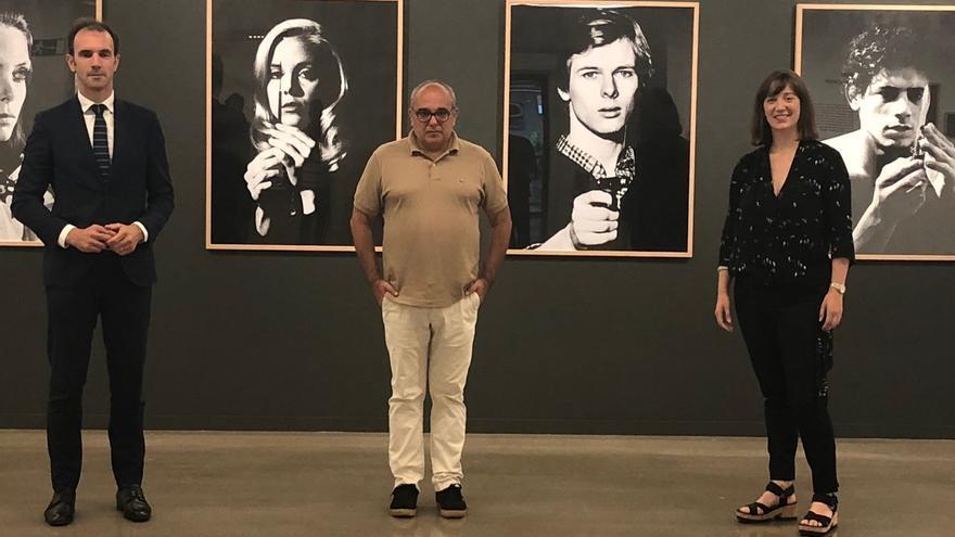 La exposición 'Oscuro objeto de deseo' reúne en San Sebastián todo el trabajo del cineasta Eloy de la Iglesia