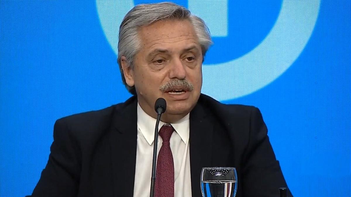 """""""No estoy contra el campo, estoy a favor de la mesa de los argentinos"""", remarcó el Presidente"""