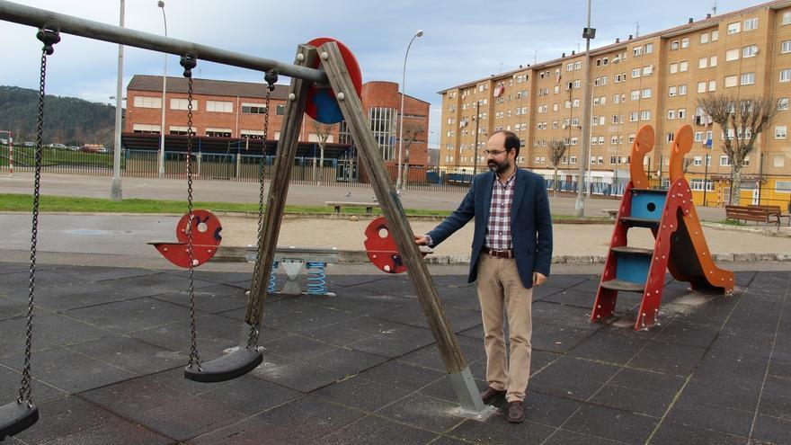 Codelse realizará ampliación del parque infantil de Nueva Ciudad para dotarlo de elementos integradores