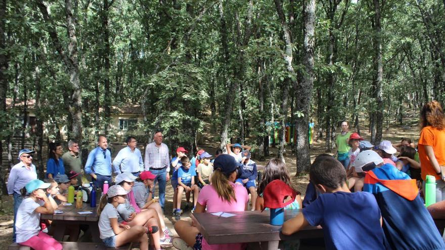 Campamento de verano en Toledo