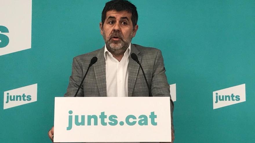 Archivo - El secretario general de Junts, Jordi Sànchez