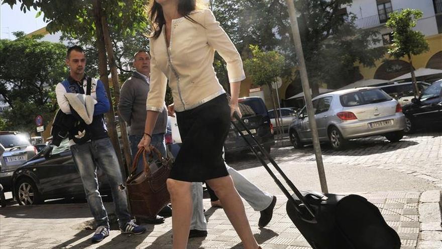 El Supremo remite a la juez Alaya el informe de los peritos de Griñán en el caso de los ERE
