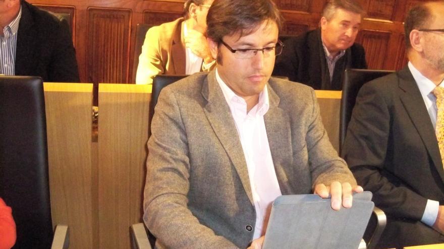 Emilio Orejas será elegido este viernes presidente de la Diputación de León tras la dimisión de Martínez