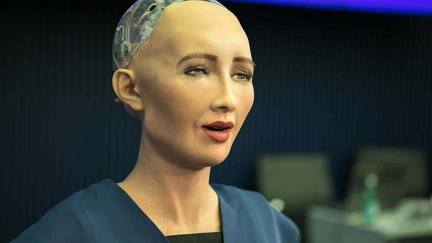 Sophia, el primer robot en conseguir la ciudadanía de un país (Arabia Saudí)