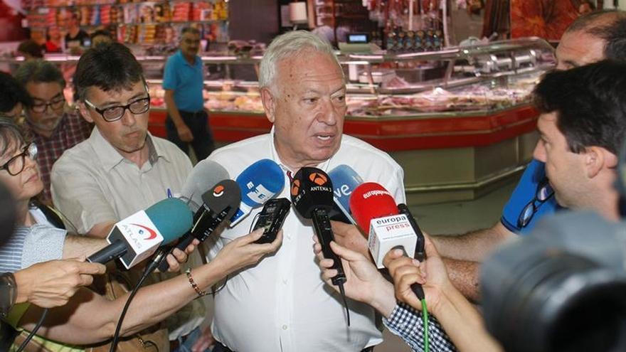 Margallo traslada a la canciller venezolana la necesidad de favorecer diálogo