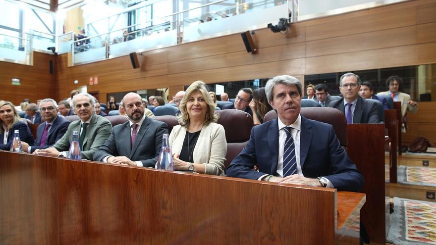 Arranca la segunda sesión del pleno donde Garrido saldrá elegido nuevo presidente de la Comunidad salvo sorpresas