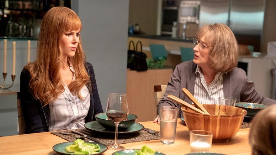 Merlyl Streep y Nicole Kidman, de suegra y nuera en 'Big Little Lies' a protagonizar un musical de Netflix