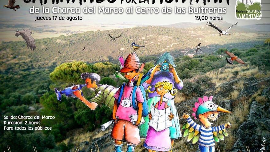 Paseo Montaña Cáceres