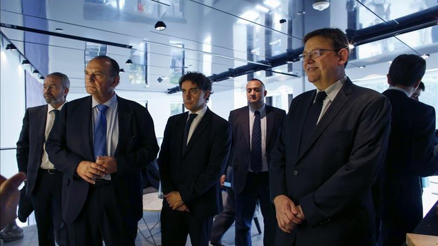 Ximo Puig promueve la Comunidad Valenciana en su primera visita a Nueva York