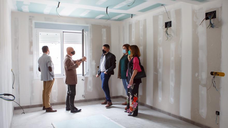 Archivo - Cohesión Territorial financiará con 50.000 euros el equipamiento del albergue municipal de Ribaforada.