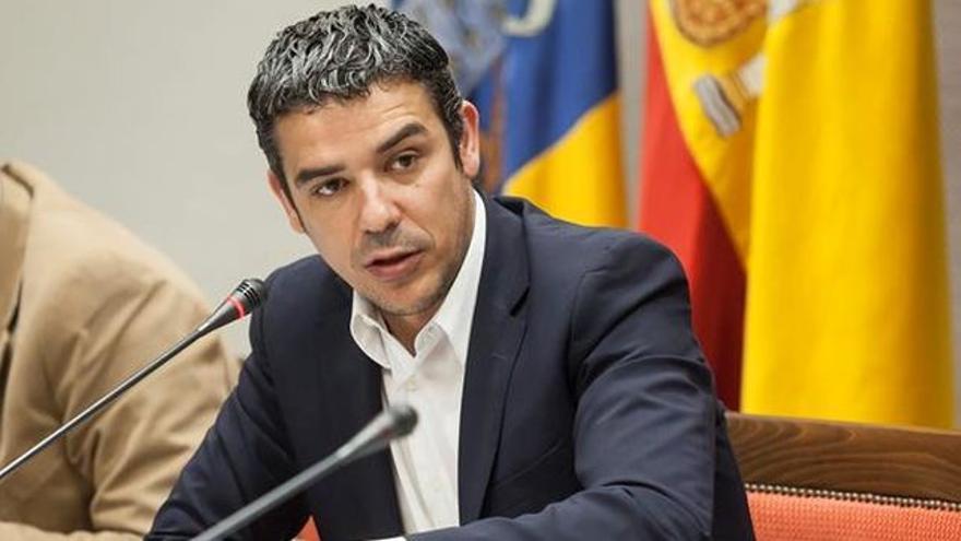 Narvay Quintero, responsable de Pesca en Canarias