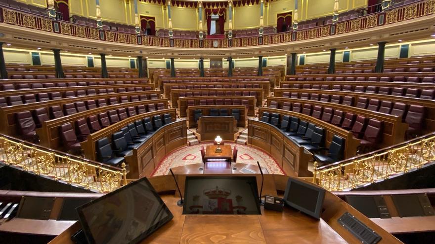 La tercera investidura de Sánchez arranca mañana a las nueve y la primera votación se prevé para mediodía del domingo