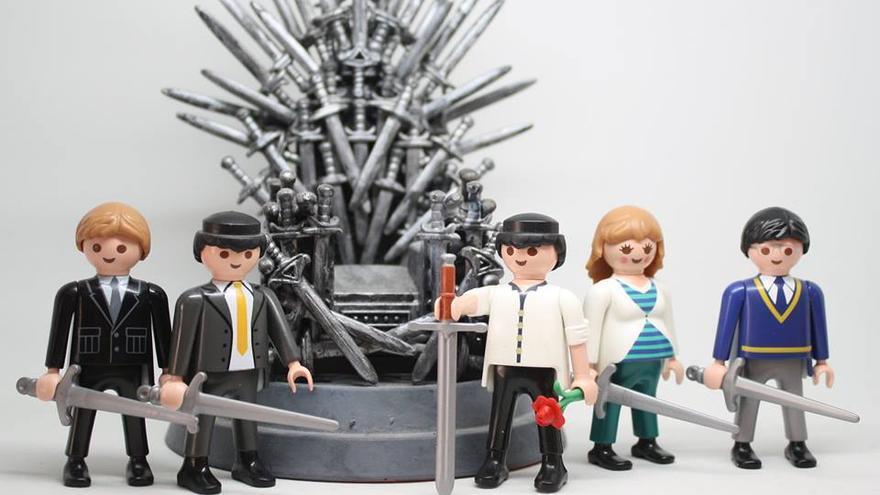 I love PSOE of Thrones