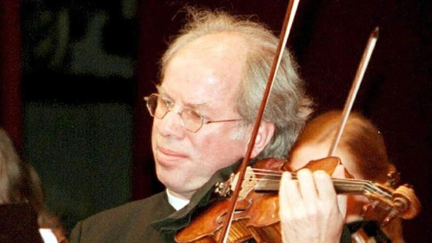 Gidon Kremer compara la música de Piazzolla con la de Schubert o Chopin