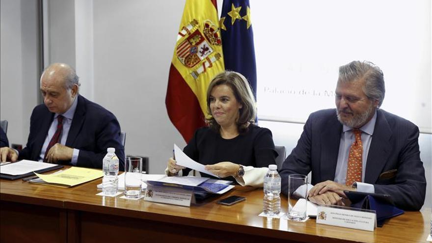 Interior asegura que España está lista para empezar a recibir a refugiados