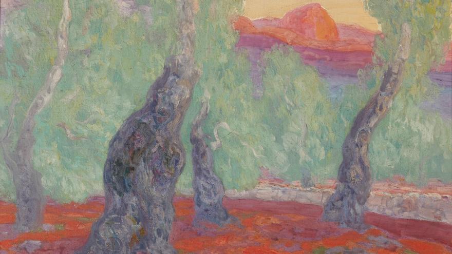 El Museo de Bellas Artes de Alicante acoge la exposición 'Senderos de la Modernidad' con pinturas de la colección Gerstenmaier